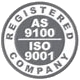 Registered AS-9100 And ISO-9001