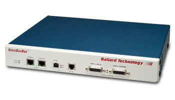 OmniBusBox USB/Ethernet Interface for Multiple Avionics Databuses